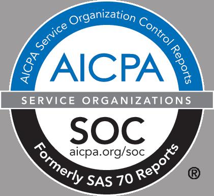 AICPA SOC Compliant Hosting SAS70 Service Organization Control Reports for Credit Unions